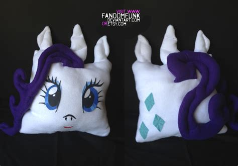 Pony Pillow by Rarity Pillow Pony For Sale By Fandomfunk