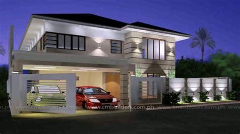 inspired modern houses the brasharian zen style house design youtube