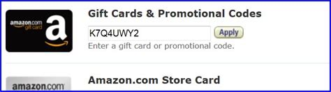 Gift Card And Promotional Code - discount code for amazon myideasbedroom com