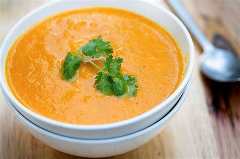 soupe de carottes 224 la normande cuisine az