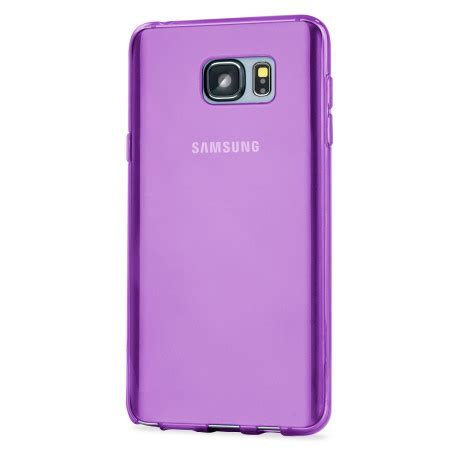 flexishield samsung galaxy note 5 gel purple