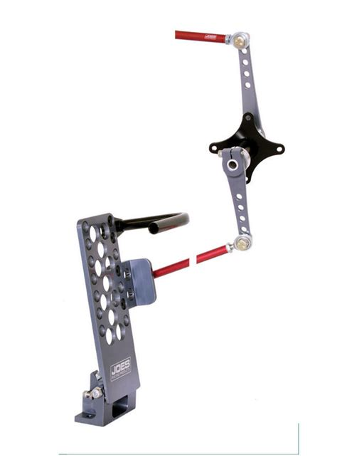 New Pedal Gas Racing joes racing products floor mount gas rectangle pedal assembly p n 33720 ebay