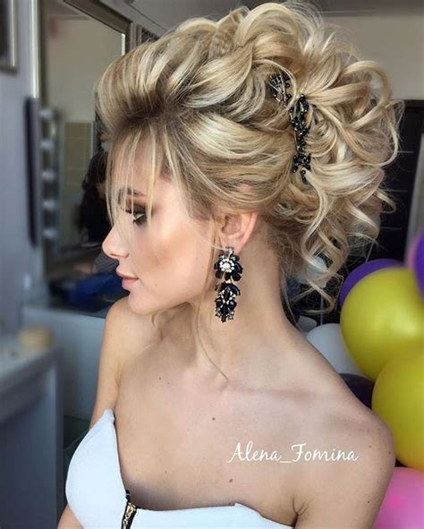 Hairstyles For 2017 Homecoming Signs by 18 Hairstyles For Prom Best Prom Hair Styles 2017