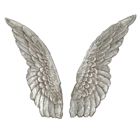 paragon angel wings wall decor set    wayfair home