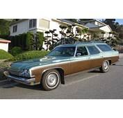 1977 Buick Estate Wagon  Information And Photos MOMENTcar
