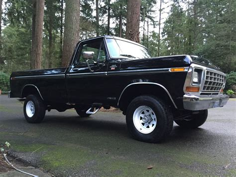 1979 Ford F150 4x4 For Sale by 1979 Ford F150 Xlt Ranger 4x4 Bed For Sale Autos Post
