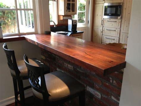 Kitchen Breakfast Bar Overhang Breakfast Bar Ledge Overhang Kitchens Forum Gardenweb