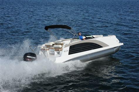 cobalt boats president brp partners with cobalt boats pontoon deck boat magazine