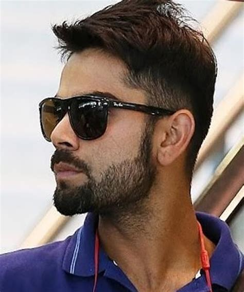 haircuts of virat top 6 hairstyle inspired by virat kohli 2016 hairstyles spot