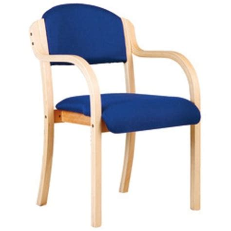 Chair Arms by Bentwood Stackable Wooden Meeting Room Chair With Arms