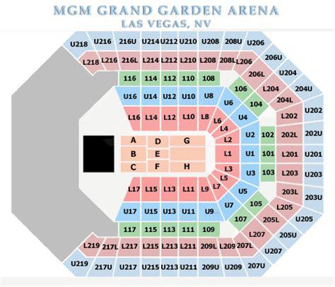 grand arena grand west floor plan showtimevegas com seating chart mgm grand garden