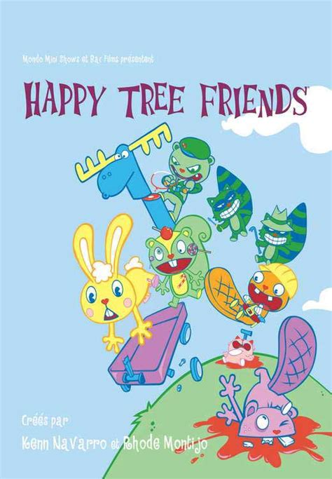 happy tree friends s day happy tree friends tv posters from poster shop