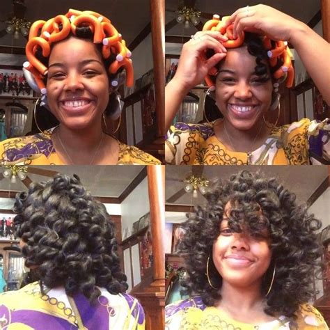 flexi rod vs perm rods 133 best natural hair images on pinterest hairstyles