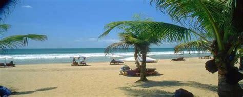 bali kuta beach bali paradise white sand beach