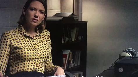 anna torv mindhunter interview anna torv mindhunters youtube