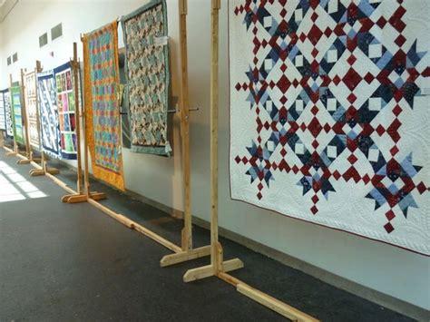 Quilt Display Stands by Quilt Display Quilt Displays