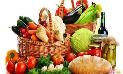 Jenis Makanan 4 Sehat 5 Sempurna