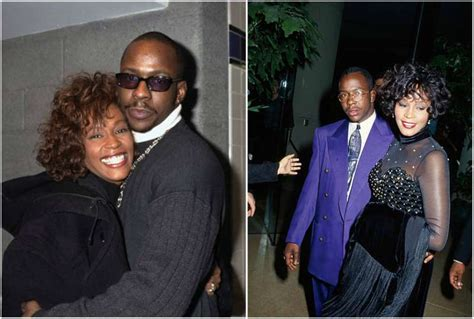 Houston Wants Divorce With Bobby Brown Asap by The Legendary Houston And Family A Look
