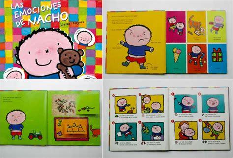las emociones de nacho 8426382657 10 libros infantiles para la educaci 243 n emocional club peques lectores cuentos y creatividad
