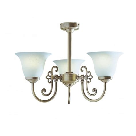 Woodstock Traditional Antique Brass Light For Low Ceilings Traditional Ceiling Light