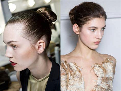 Ballerina Hairstyles by Ballerina Bun Hairstyles 2017 For Dainty Looks