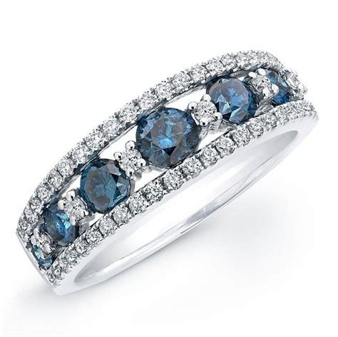 Blue Safir 9 85ct 1000 ideas about blue rings on blue