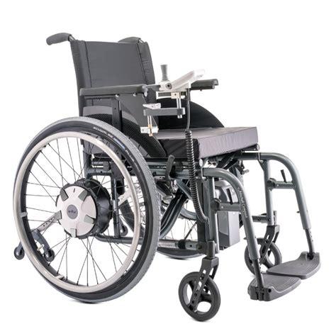 motorisation e fix pour fauteuils roulants