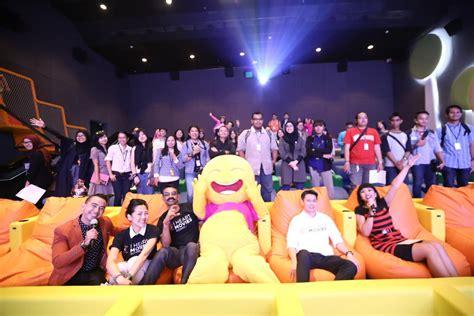film bioskop indonesia paling seru lucu dan seru ini bioskop anak anak pertama di indonesia