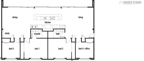 symmetrical floor plans low cost modern house plan house plans new zealand ltd
