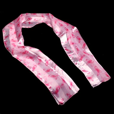 breast cancer awareness scarves