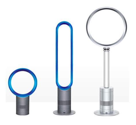Dyson Am01 Am02 And Am03 Bladeless Air Multiplier Fans
