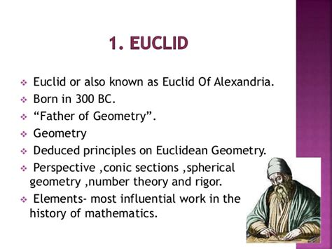euclid biography in hindi the greatest mathematicians of all times