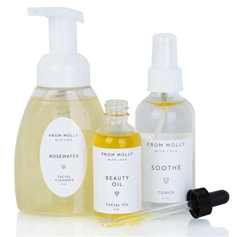 Bidara Skincare 3 3 step skincare set from molly with