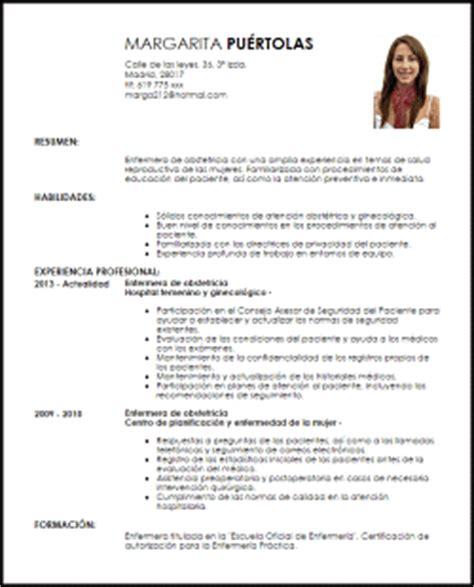 Modelo De Curriculum Vitae Para Completar Peru Modelo Curriculum Vitae Enfermera De Obstetricia Livecareer