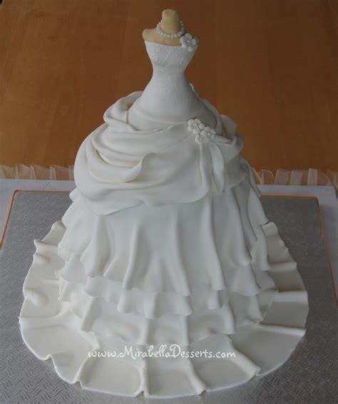 bridal shower cake wedding dress wedding dress cake cakecentral