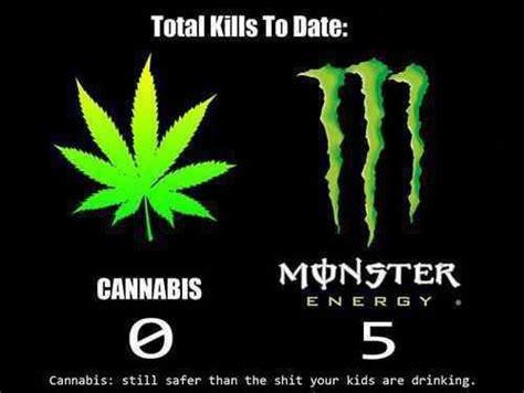 5 energy drink deaths cannabis deaths 0 energy drink deaths 5