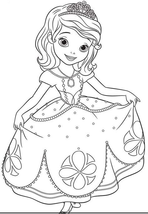 imagenes para pintar sofia rayito de colores princesa sof 237 a para colorear