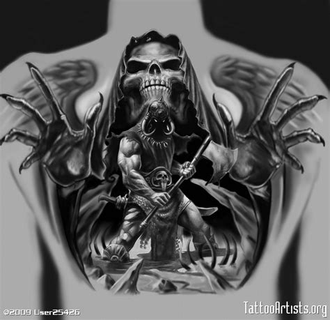 death tattoo and dealer artists org