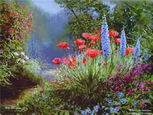 fleurs et jardins en peinture page 44