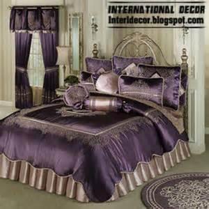 Designer Duvet Covers King Stylish Purple Bedding Models Purple Duvets Designs