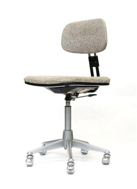 metal desk chair friso kramer sixties metal adjustable desk chair