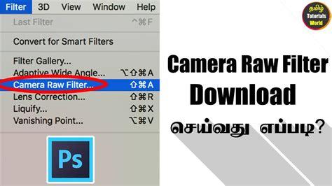 photoshop tutorials tamil pdf free download how to download camera raw filter photoshop tamil