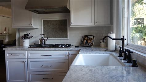 Kitchen Cabinets Walnut Creek by White Painted Cabinets In Walnut Creek Kitchen Remodel