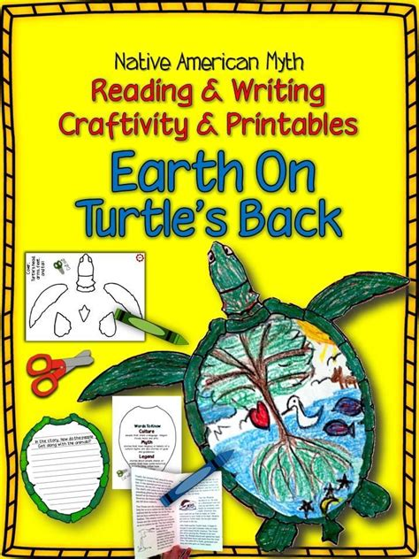 themes in native american literature 25 best ideas about turtle bulletin board on pinterest