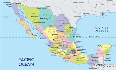 map the mexico mexico energy reforms drill deeper