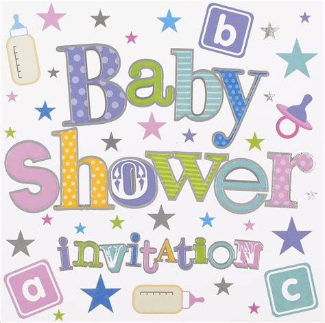Baby Shower Invites Uk by Baby Shower Invite Gee S Uk