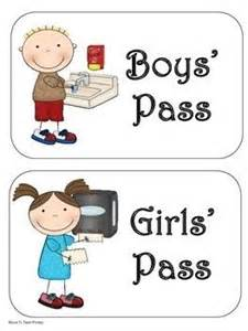 classroom bathroom passes best 25 bathroom procedures ideas on pinterest