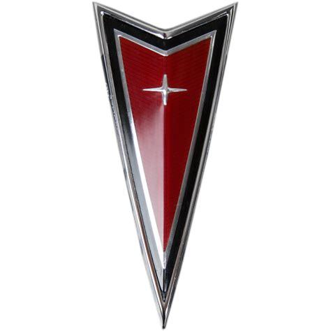 1977 81 new pontiac firebird trans am front panel crest