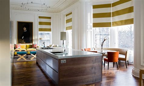 grosvenor kitchen design hot trend 20 tasteful ways to add stripes to your