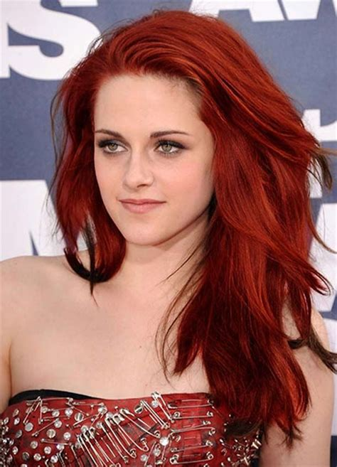 hairstyles with the color red best red hair color hairstyles haircuts 2016 2017